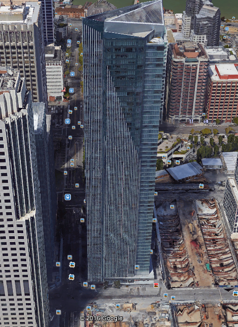 us-san-francisco-millennium-tower-google-earth