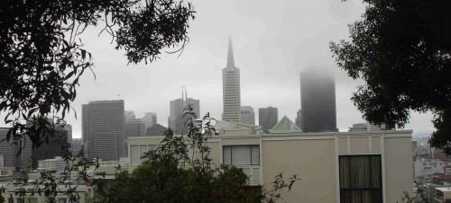 San-Francisco-Fog-financial-district