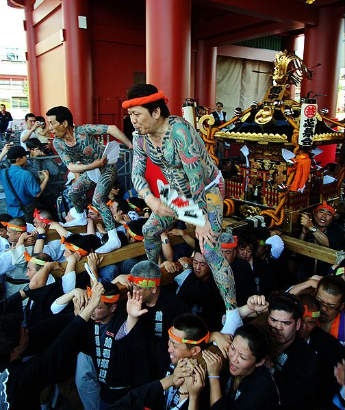 Yakuza-Sanja-Festival