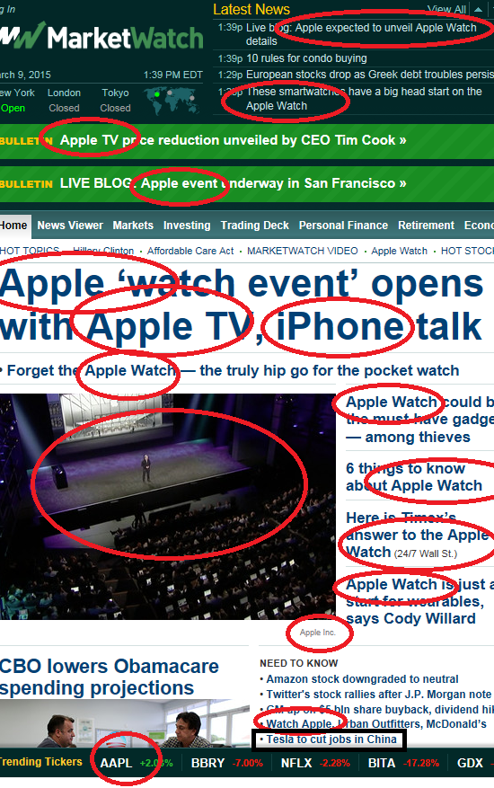 US-Apple-free-publicity-MW-event-started